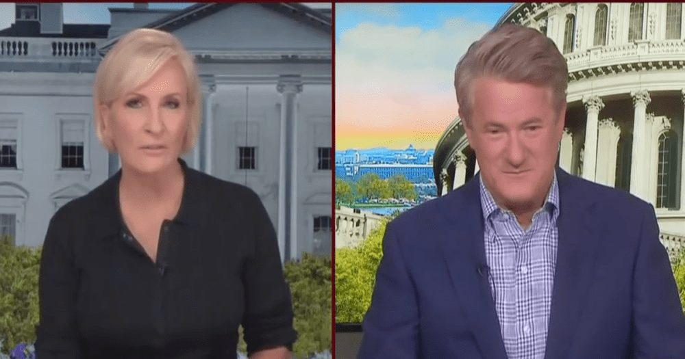 WATCH: Scarborough Admits Why Trump Will Be Hard to Beat in 2020
