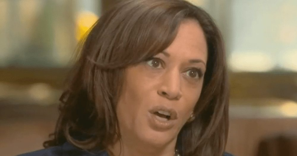 WATCH: Kamala Harris Says Medicare For All Should Include ILLEGALS Too