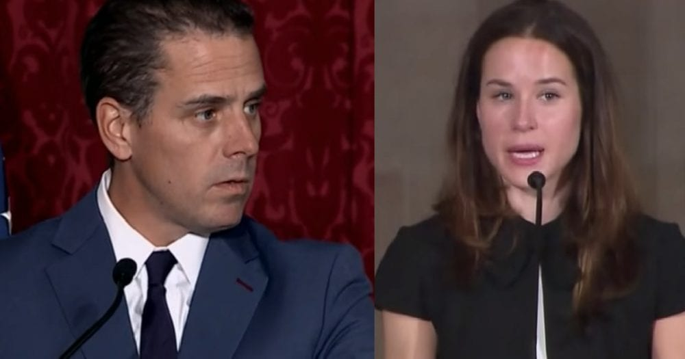 BREAKING: Hunter Biden Suddenly Ends Affair With His Dead