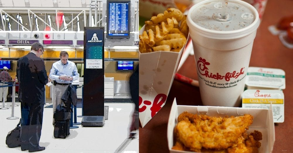 BREAKING: Bans of Chick-fil-A Under Investigation By the U.S. Government!