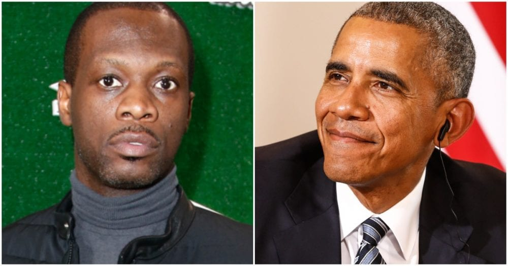 EXPOSED: Rapper Indicted After Caught Funneling Millions In Foreign Money to Obama Campaign