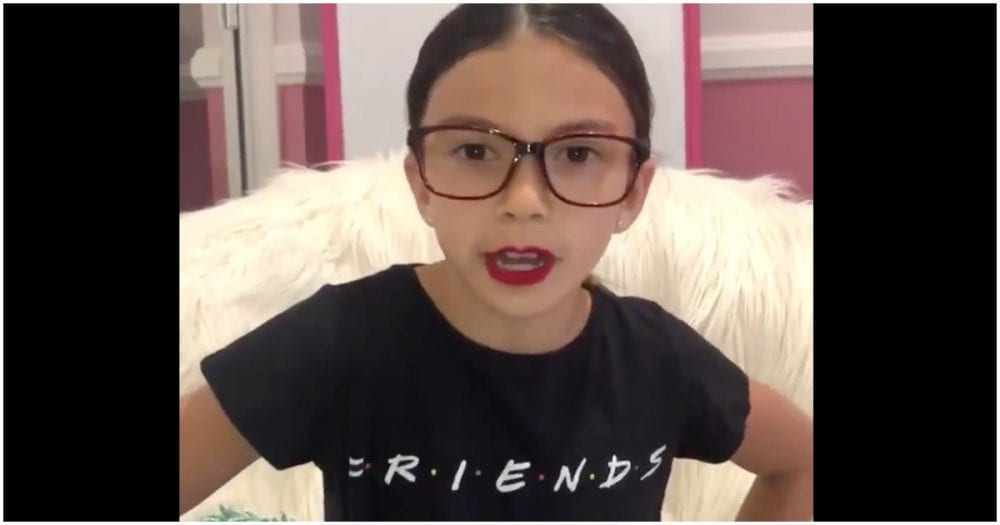 SHE'S BACK! Little Girl Who Mocked Ocasio-Cortez Drops Another Hilarious Video (WATCH)