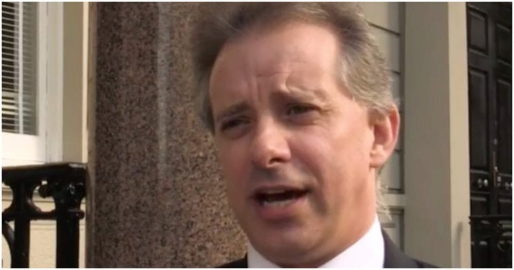 BOMBSHELL: FBI Lied About Steele Dossier to FISA Court, False Intel & Media Contacts Flagged Prior
