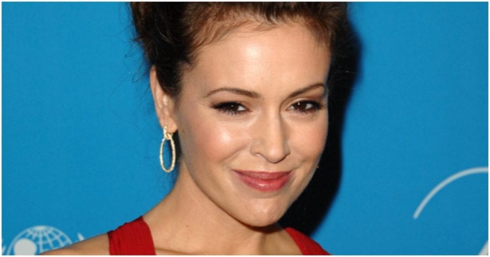 Alyssa Milano Chimes In to BASH Jon Voight After He Releases Heartfelt Message About Trump