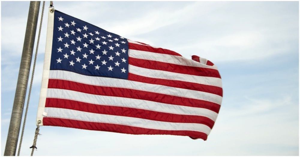 North Carolina City Demands Retailer Remove Old Glory, CEO Says 'Not Under Any Circumstance'
