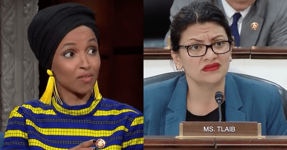 BREAKING: House Passes Anti-BDS Resolution in Direct Opposition to Omar and Tlaib!