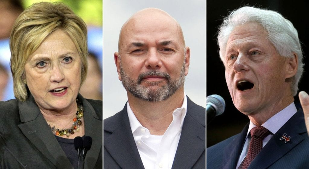 Ex-Secret Service: 'People Need to Understand How Dangerous the REAL Hillary Clinton Is'