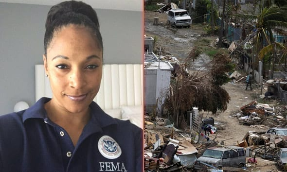 fema s former deputy regional administrator ahsha nateef tribble was among those arrested for disaster relief corruption