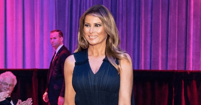 Melania Trump Gets Rousing Reception At Kennedy Center To Open New Expansion As Honorary Chair