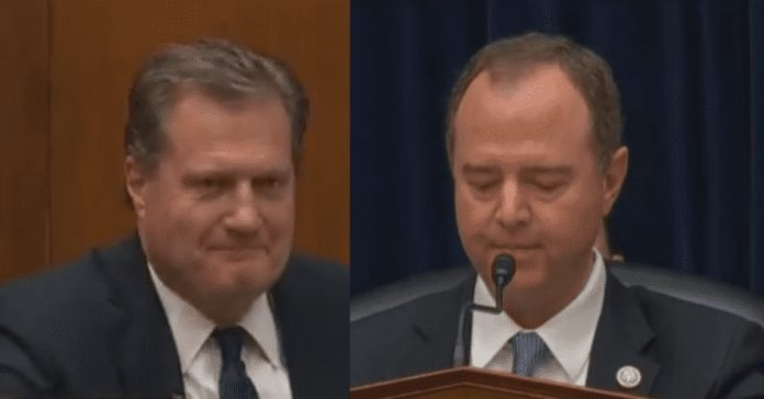 Adam Schiff Admits To Congress He Fabricated Quotes From Trump's Call After GOP's Mike Turner Calls Him Out