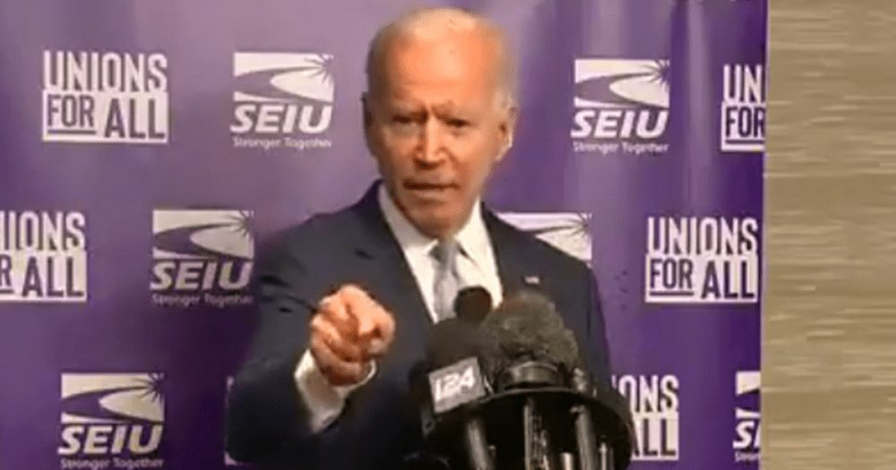 Biden Campaign Blasts NY Times for Including a Piece Critical of Biden's Ukraine Dealings