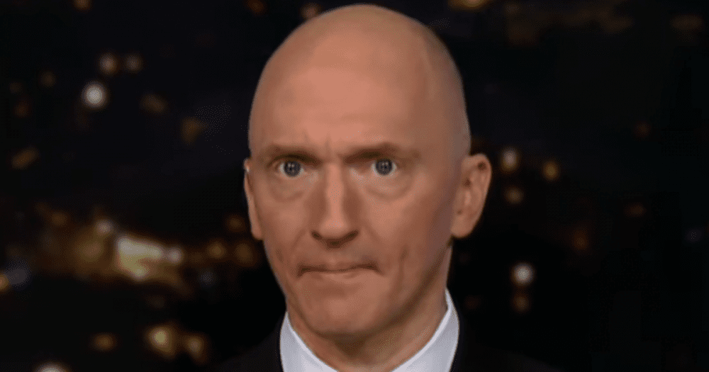 """VIDEO: Carter Page Says He's """"Absolutely"""" Going After FBI Agents Who Wronged Him"""