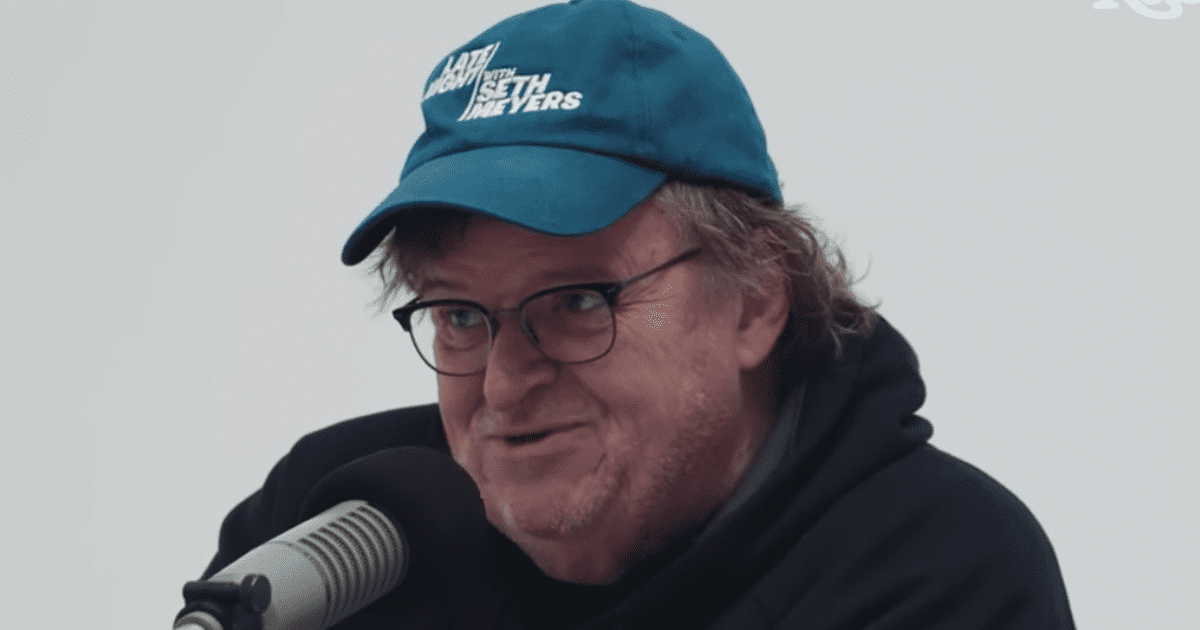 "Michael Moore Calls White Guys Who Voted Trump ""Not Good People,"" says ""You should be afraid of them"""