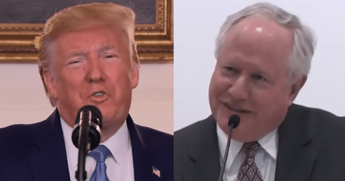 """VIDEO: Trump Calls """"Never Trumpers"""" the """"Dumbest Human Beings on Earth"""""""