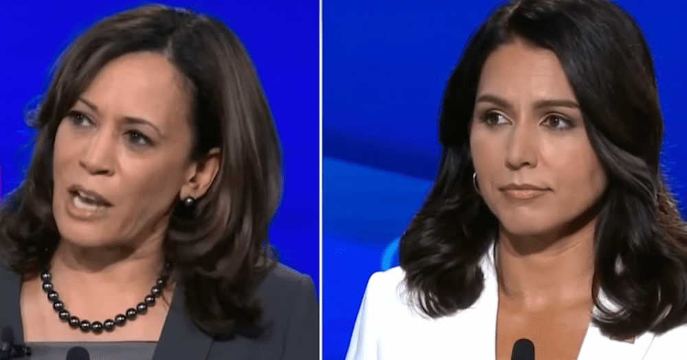 Tulsi Issues Statement on Harris Dropping Out of the Race, Hilarious Memes Flood in Response