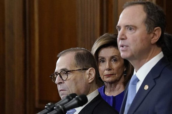 the move will be a blow to the anti trump democrats pushing their partisan impeachment campaign
