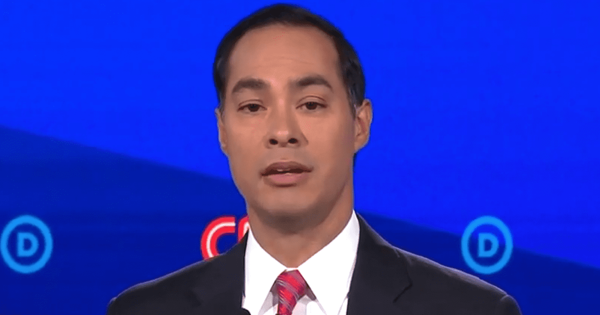 Julian Castro Calls for Relief Packages to include Help for Illegals