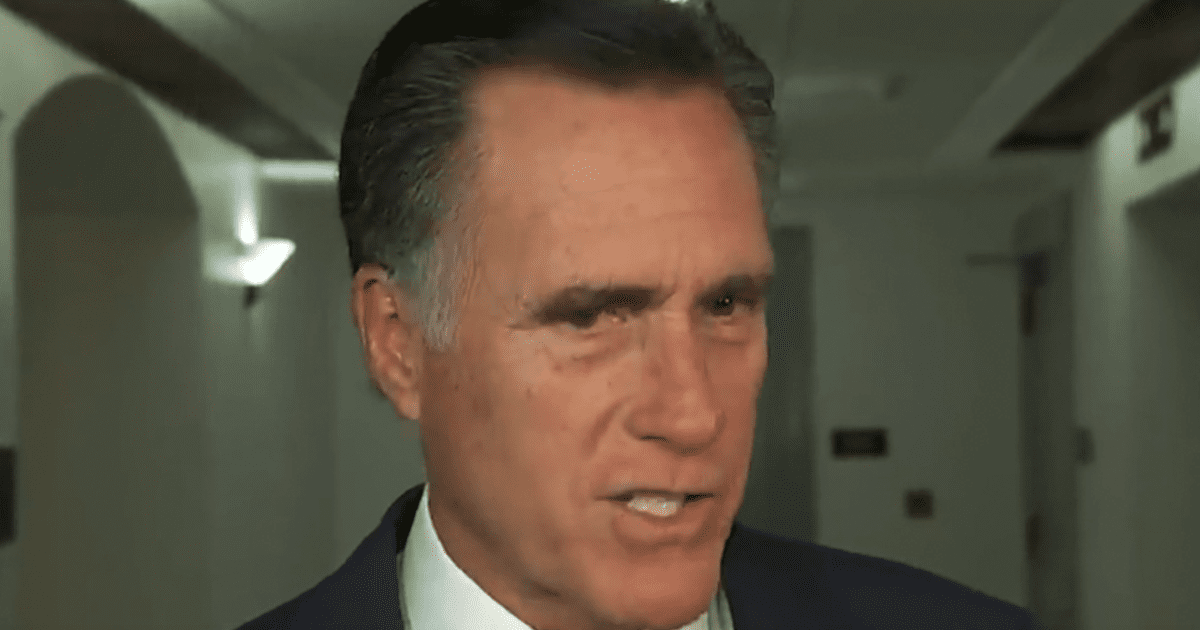 WATCH: Romney Says He'd Like to Hear from Bolton, Answers Questions from Reporters