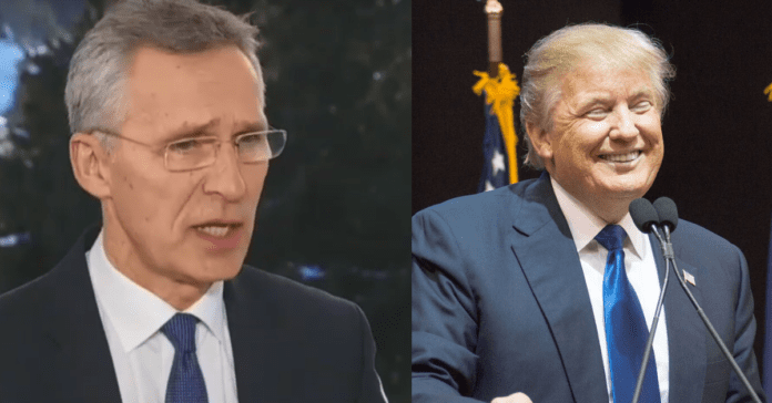 Trump Proven Right As NATO Chief Embarrasses Doubting Dems: Trump Is Making Alliance Stronger