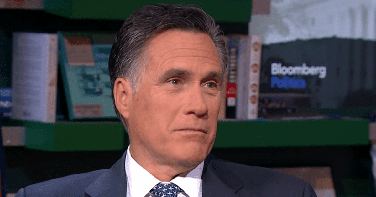 "Mitt Romney Blasted on Social Media for Saying It's ""Very Likely"" He'll ""Vote in Favor of Witnesses"""