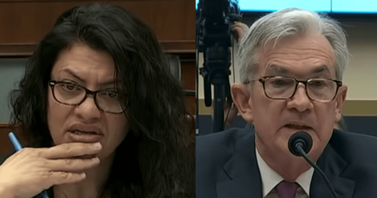 WATCH: Tlaib Pleads With Federal Reserve to Bail Out Bankrupt Detroit, Puerto Rico