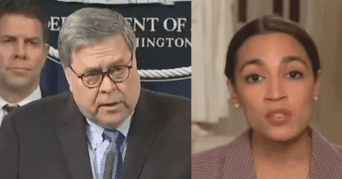 Bill Barr Cracks Down On Sanctuary Cities, Warns of Criminal Charges Against Dem Politicians, Files Multiple Lawsuits