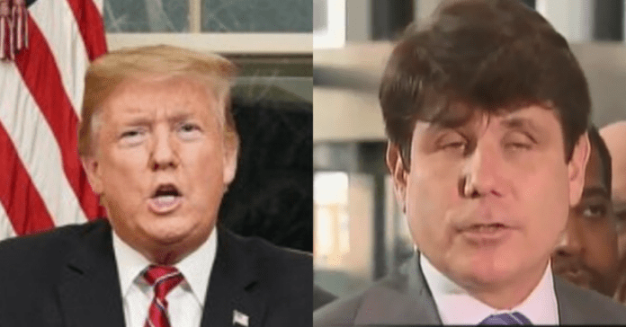 Trump Overrules Everyone, Commutes Sentence of Former Illinois Gov. Rod Blagojevich