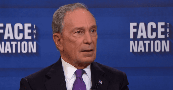 New Leak Sinks Bloomberg, Calls Social Security 'Ponzi Scheme,' Wants To Cut Safety Net