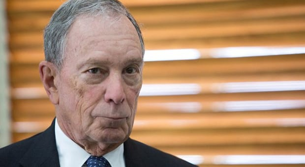 bloomberg is reportedly considering making hillary clinton his running mate