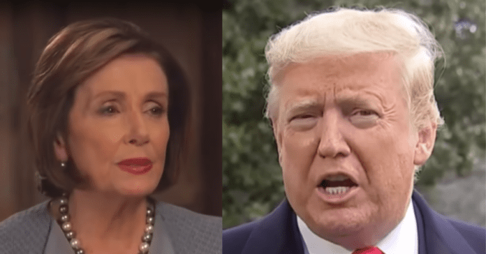 Nancy Pelosi Snaps And Claims Trump Was Not Acquitted In Doomed Effort To Rewrite History