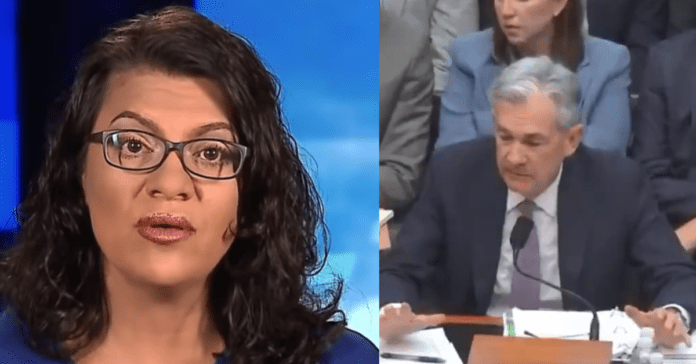 Fed Chair Jerome Powell Denies Rashida Tlaib's Request For Bailout of Detroit and Puerto Rico