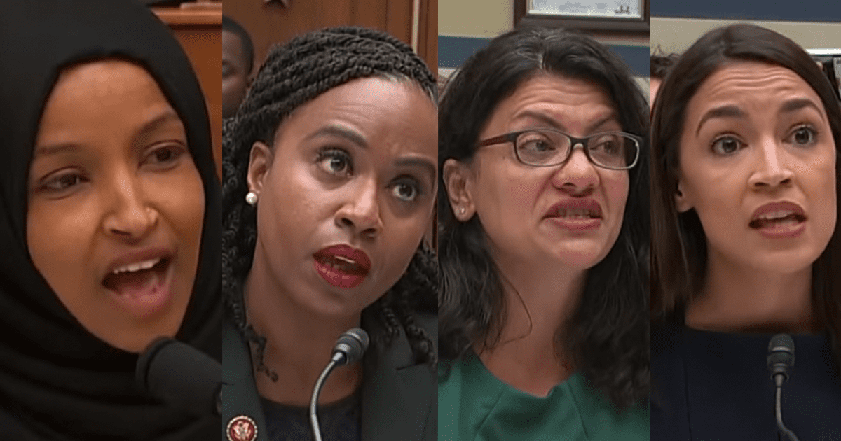 Republicans introduce measure to censure Omar, Tlaib, Pressley and AOC
