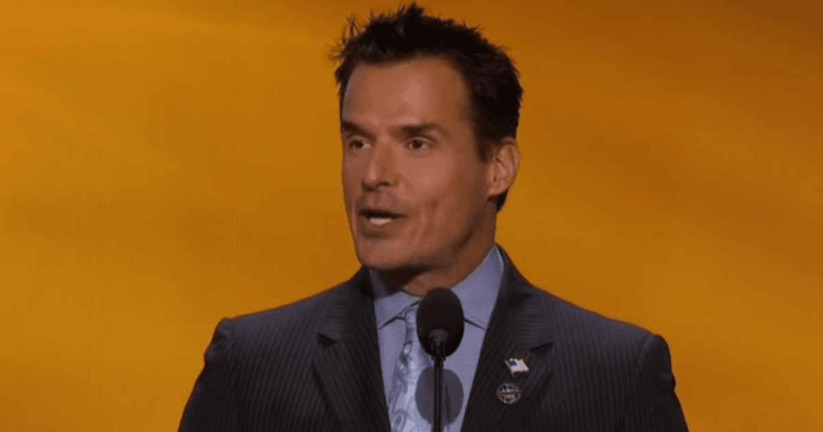Antonio Sabato Jr. Says Supporting Trump Ended His Acting Career