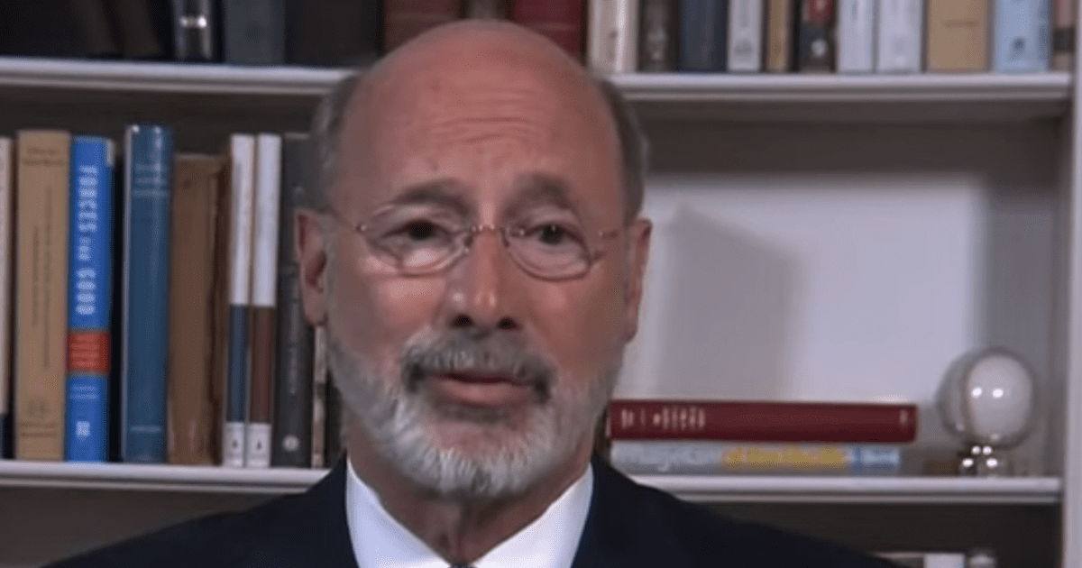 """Pennsylvania Governor vows """"Whenever an anti-choice bill reaches my desk, I will veto it. Every time"""""""