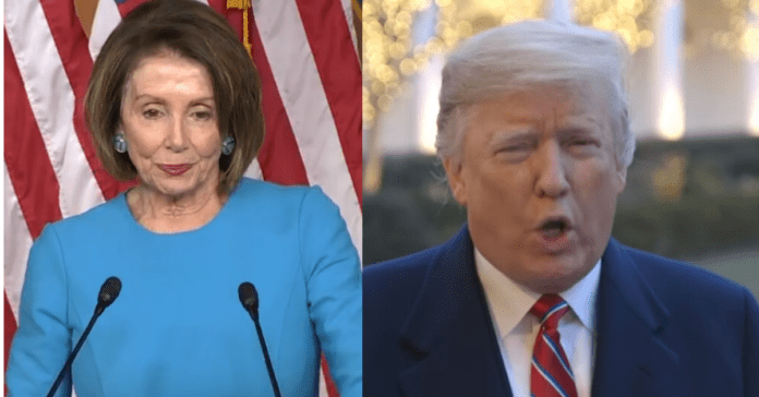 White House Officials Claim Pelosi Tried To Sneak Abortion Funding Loophole Into Virus Stimulus Bill