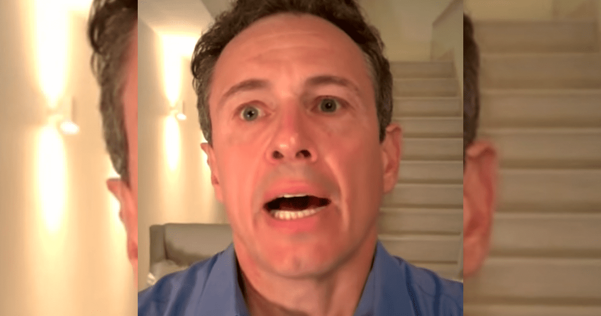Chris Cuomo gets roasted after he challenges Twitter users to prove he's biased