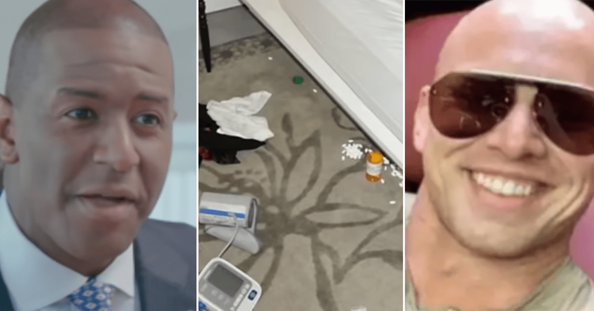 WATCH: Police release video and photos of hotel room where Andrew Gillum was found