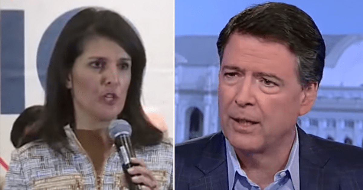 """Nikki Haley on New Flynn Docs """"People need to pay for this and the FBI needs to answer"""""""