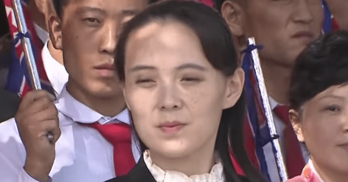 """Next in Line? Kim Jong Un's Kid Sister """"Feared"""" and """"Respected"""" in North Korea"""