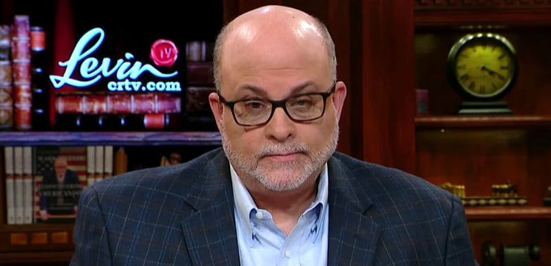 """Mark Levin on why """"Biden Is the most racist president in the Oval Office since Woodrow Wilson"""""""