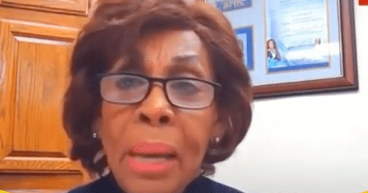 Maxine Waters accused of abusing privilege of air marshals on flights