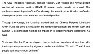 Busted! CNN Publishes Report & Plagiarizes From Chinese Military Propaganda