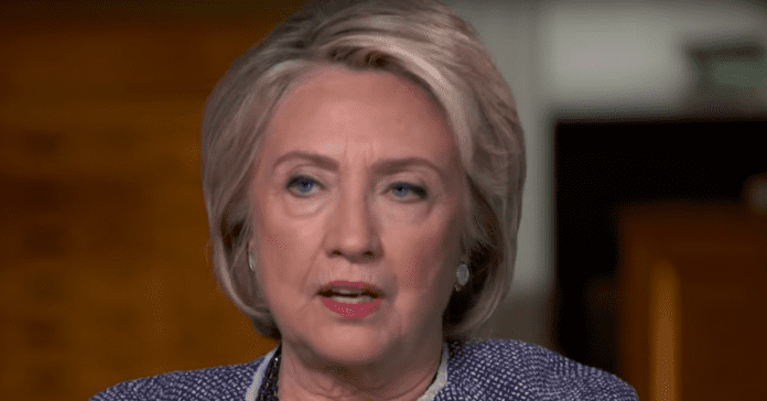 Ex-Top FBI Lawyer Worried Hillary Clinton Would Be Indicted If She Won Election Against Trump