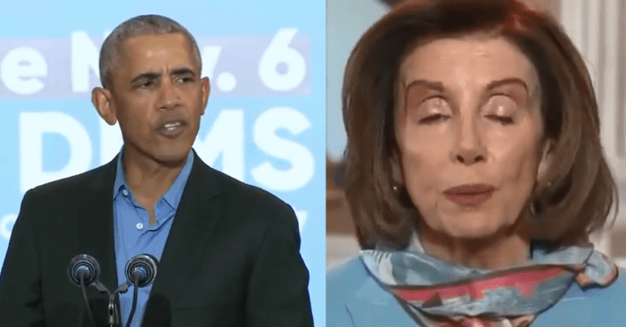 Obama Tries To Blame Trump For Pandemic Response, Exposes Pelosi As Fraud Instead