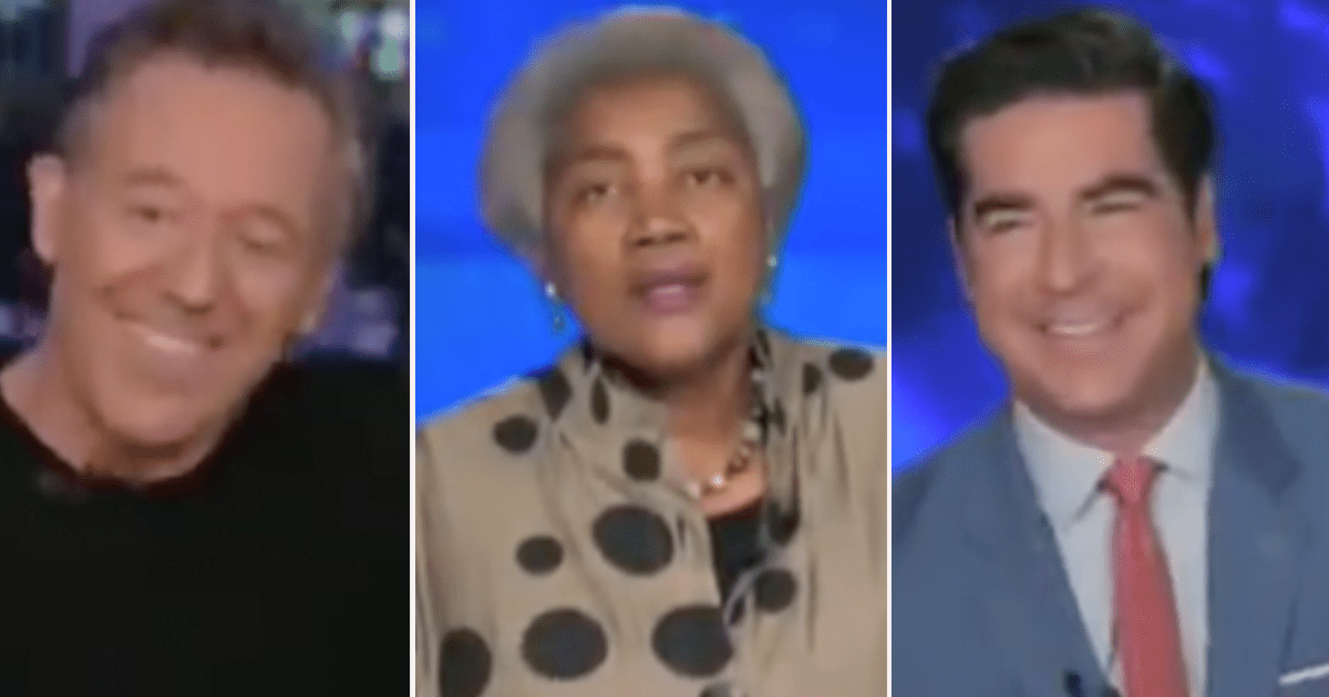 """WATCH: Donna Brazile Mocked After Claiming """"there is no first amendment right to lie"""""""