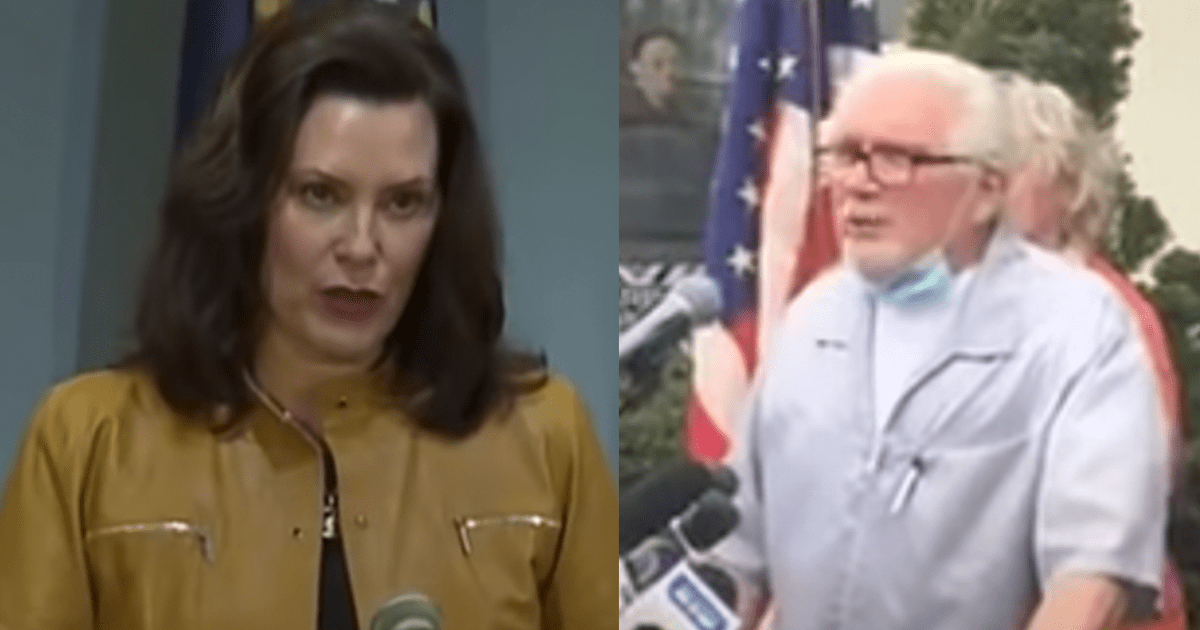 BREAKING: Michigan Judge Sides With Barber, Rejects Whitmer Order He Close Shop