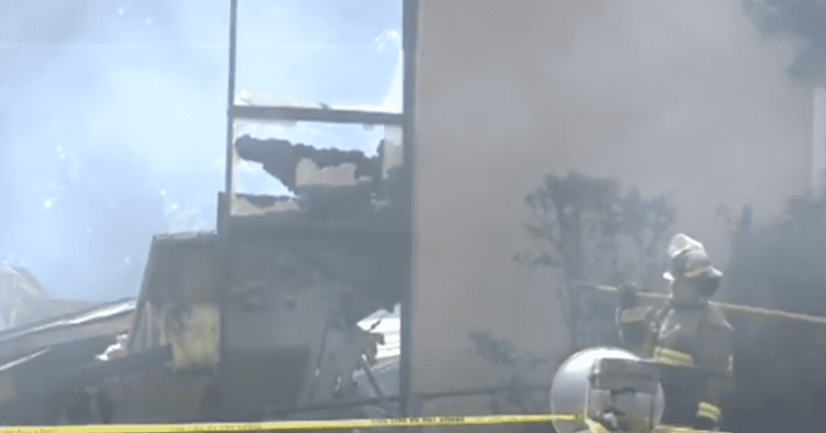 Mississippi church that refused to close burned down, Arson suspected