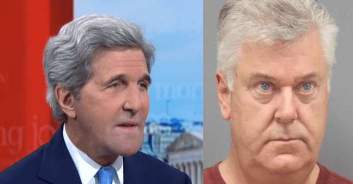 Former Head of John Kerry's Security Arrested For Sexual Assault On 10-Year-Old Girl