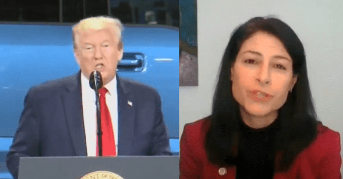 Trump Silences Michigan AG After She Said He's Not Welcome Back In Key Swing State
