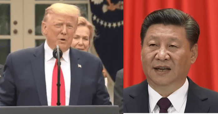 Trump Overrules Wall Street, Orders Federal Retirement Money To Be Pulled From China